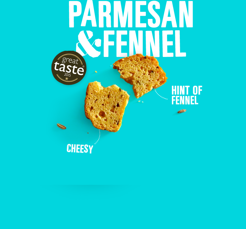 Parmesan and Fennel